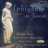 Gluck: Iphigenie en Tauride / Lewis, Horne, Stilwell, et al