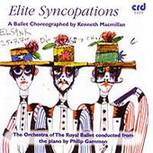 Elite Syncopations- Scott Joplin, etc / Philip Gammon