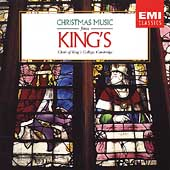 Christmas Music from King's /Willcocks, King's College Choir