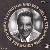 Duke Ellington: The Treasury Shows, Vol. 5