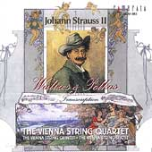 Johann Strauss II - Transcriptions / Vienna String Quartet