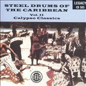 Various Artists: Steel Drums of the Caribbean, Vol. 2: Calypso Classics