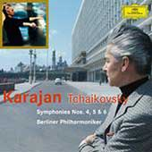 Karajan - The Collection - Tchaikovsky: Symphonies 4, 5 & 6