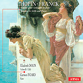 Chopin, Franck: Cello Sonatas / Dolin, Picard