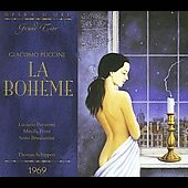 Grand Tier - Puccini: La Boh&egrave;me / Schippers, et al