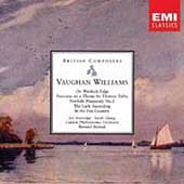 British Composers - Vaughan Williams: On Wenlock Edge, etc