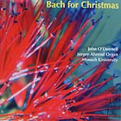 Bach for Christmas / John O'Donnell