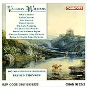 Vaughan Williams: Complete Concertos / Thompson, London SO