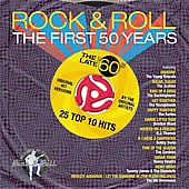 Various Artists: Rock & Roll: The First 50 Years/The Late '60s: 25 Top 10 Hits