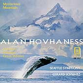 Hovhaness: Mysterious Mountain, etc / Schwarz, Seattle SO