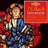 Bach: The Works for Organ Vol 5 / Kevin Bowyer