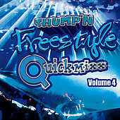 Various Artists: Thump'n Freestyle Quick Mixx Vol. 4