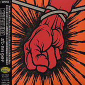 Metallica: St. Anger [UK Bonus DVD] [PA]