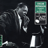 Oscar Peterson: Complete RCA Recordings