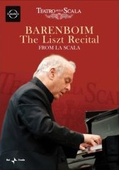 The Liszt Recital from La Scala / DANIEL BARENBOIM [DVD]