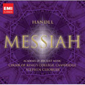 Handel: Messiah / King's College Choir [2 DVD]