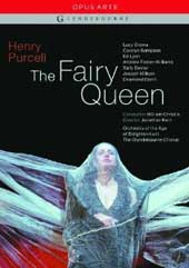 Purcell: The Fairy Queen / Christie, Sampson, Crowe [Blu-Ray]