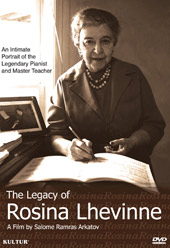The Legacy of Rosina Lhevinne: A Portrait of the Legendary Pianist [DVD]