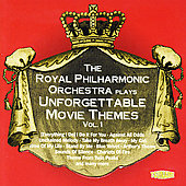 Royal Philharmonic Orchestra: Plays Unforgettable Movie Themes, Vol. 1