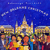 Various Artists: Putumayo Presents: New Orleans Christmas