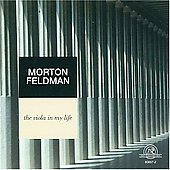 Feldman: Viola in my Life, etc / Blum, Williams, Feldman