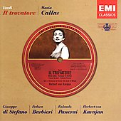 Historical - Verdi: Il trovatore / Karajan, Callas, et al