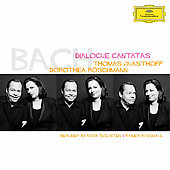 Bach: Dialogue Cantatas / Quasthoff, R&#246;schmann, et al