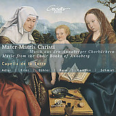 Mater matris Christi - Obrecht, etc / B&#228;uml, et al