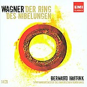 Wagner: Der Ring des Nibelungen / Haitink, Morris, Marton, Jerusalem, Adam, Bavarian Radio Symphony Orchestra, et al