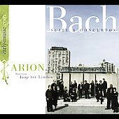 Bach: Suites & Concertos / Jaap ter Linden, Arion