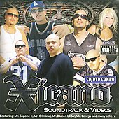 Xicano Rap: Hi Power Presents Xicano Rap Soundtrack & Videos [PA]
