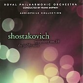 Shostakovich: Symphony no 10 / Shipway