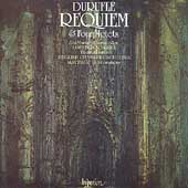 Duruflé: Requiem, Four Motets / Matthew Best, Ann Murray