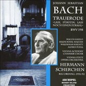 Bach: Trauerode