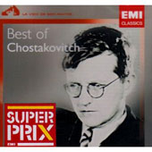 Best of Chostakovitch