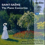 Camille Saint-Saens: Complete Piano Concertos