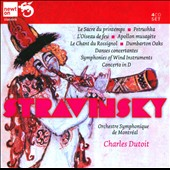 Igor Stravinsky: Famous Ballets / Dutoit