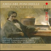 Ponchielli: Concertos / Roland Froscher, euphonium