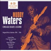 Muddy Waters: Chicago Blues Legend