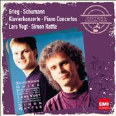Schumann, Grieg: Piano Concertos / Lars Vogt, piano