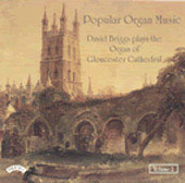 Popular Organ Music Vol 2 / David Briggs