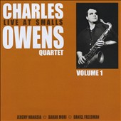 Charles Owens Quartet: Live at Smalls 1