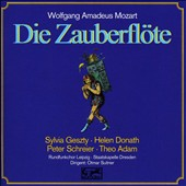 Woflgang Amadeus Mozart: Die Zauberfl&#246;te
