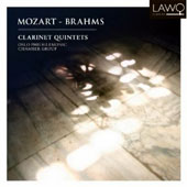 Mozart, Brahms: Clarinet Quintets / Oslo Philharmonic Chamber Group