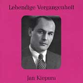 Lebendige Vergangenheit - Jan Kiepura