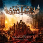 Timo Tolkki's Avalon/Timo Tolkki: The Land of New Hope [Digipak]