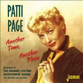 Patti Page: Another Time, Another Place