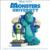 Randy Newman: Monsters University [Original Score]