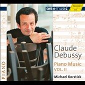 Debussy: Piano Music, Vol. 2 / Michael Korstick, piano