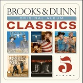 Brooks & Dunn: Original Album Classics [6/25]